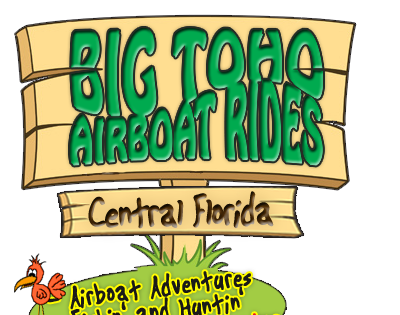 Big Toho Airboat Rides, Central Florida